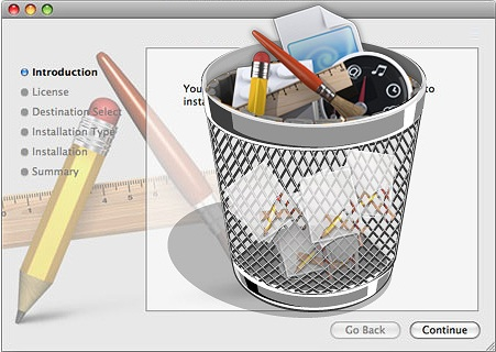 Uninstall Program on Macbook