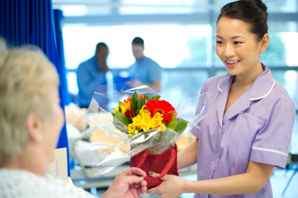 Flowers and Hospitals Florists