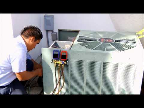 How do you know if your AC is Low on Freon
