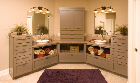 Different Types Of Bathroom Vanities