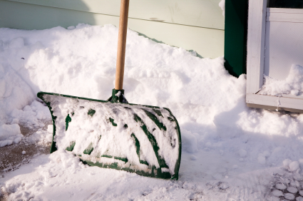 Safety when Shoveling Snow