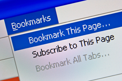 How to Convert Favorites to Bookmarks