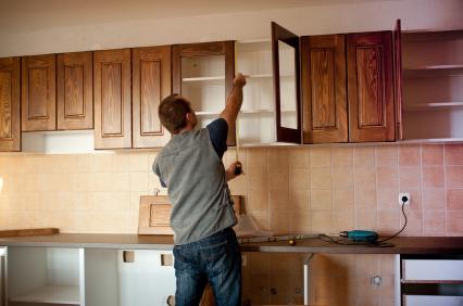 Installing Lights under Kitchen Cabinets