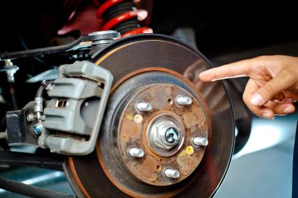 Brakes Squeal in Reverse Auto Repair