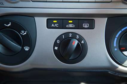 Car AC Blowing Hot Air Only