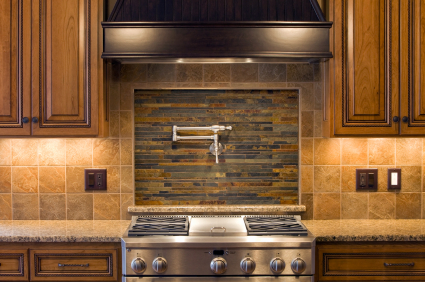 What Color Paint Goes With Cherry Wood Cabinets