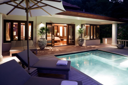 Inground Pool Lighting Options Electricians