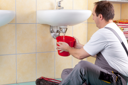 What To Do When Water Leaks From The Ceiling Plumbers