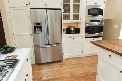 Water Leaking from Under Refrigerator Plumbers