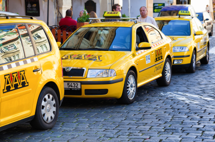 Foreign Travel Safety Tips when using Taxis Taxicabs