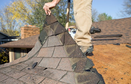 Roof Shingles Lifting Up Roofers Talklocal Blog Talk