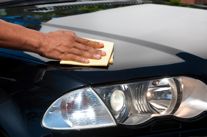 How to Clean your Headlights on a Car