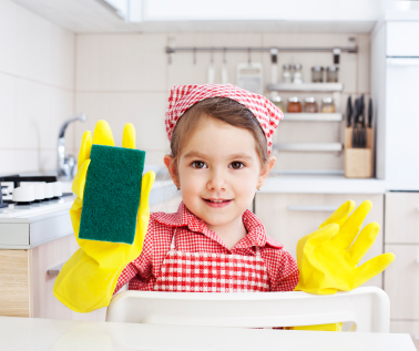 Can Maids Get Rid of Mildew?