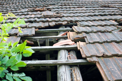 Temporary Roof Repair For Leaks After A Storm Roofers