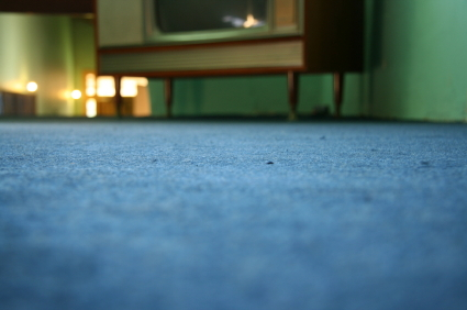 how to get rid of wet smell in carpet