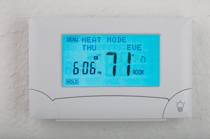 How to Program a Thermostat  Heating and Cooling