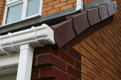 Rain Gutter Guards - Roofers