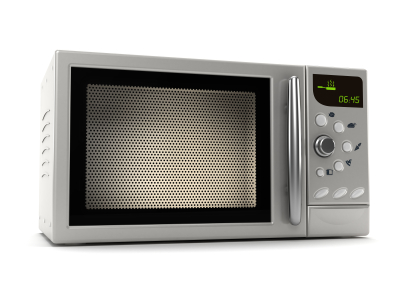 Microwave will not Stop Running
