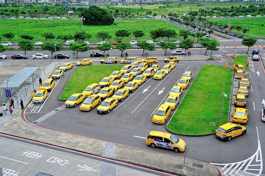 Taxi Stands in Washington DC - Taxicabs