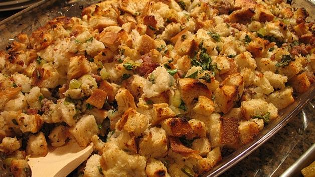 5 Amazing Vegetarian Stuffing Recipes