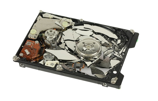 Signs that a Hard Drive is Failing