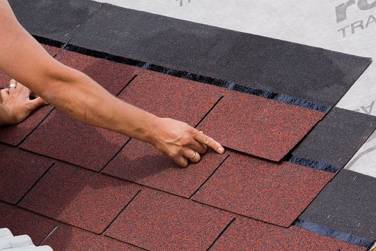 Roof Shingles Curling Up - Roofers