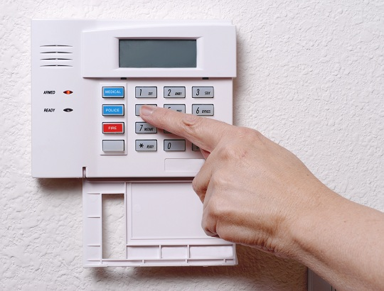 Home Security Systems - Locksmiths