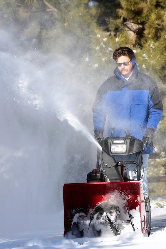 How to Keep Your Snow Blower Chute from Clogging - Snow Removal