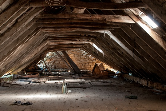 Can You Hire a Maid to Clean Out Attic?