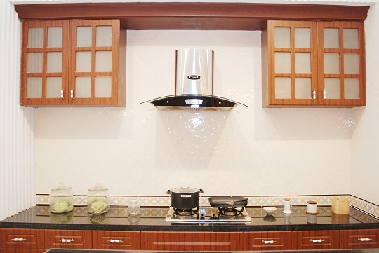 Kitchen Range Hood Designs