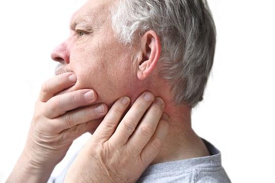 Severe TMJ symptoms