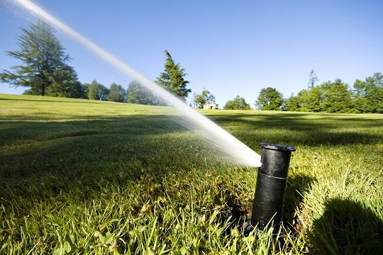 How to Install Underground Sprinkler - Landscapers