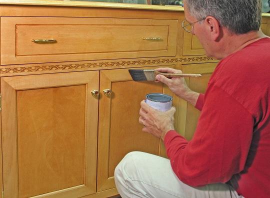 Refinishing Teak Wood - Painters