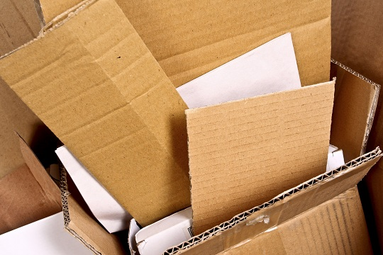 Can I Recycle Waxy Cardboard? - Garbage Removal