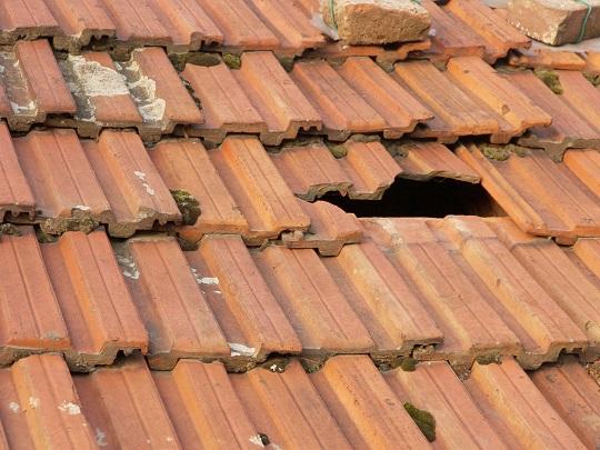 Detecting Roof Leaks