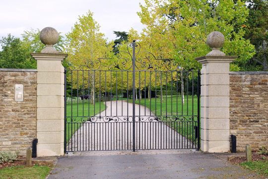 Different Types Of Driveway Gates