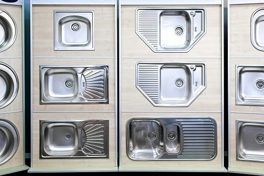 different types of kitchen sinks different types of sinks for kitchen plumbers talk 8700