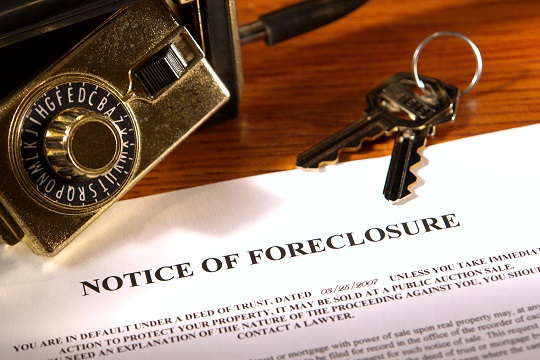 Home Foreclosure Costs