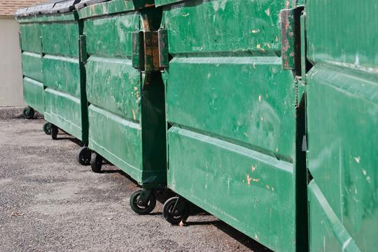 Dumpster Rental Cost