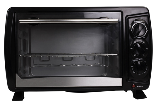 Food Burning In A Toaster Oven
