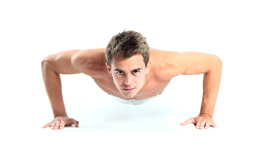 How To Correctly Perform A Push Up
