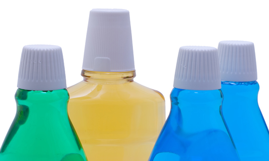 Mouthwash Versus Dental Floss
