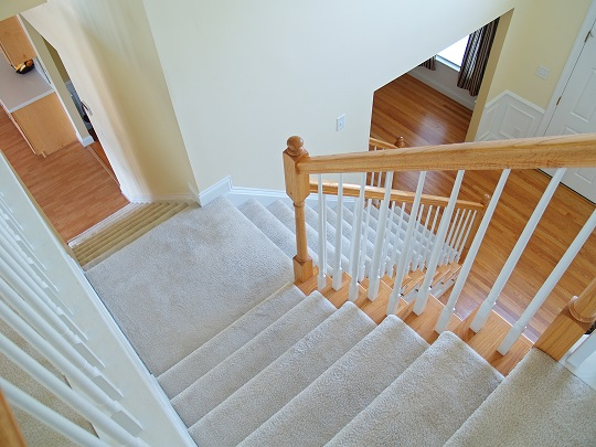 Install Carpet For Stairs