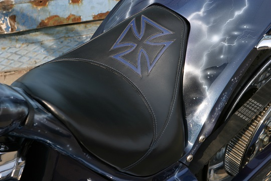 How to Replace Your Motorcycle Seat