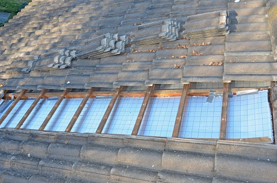 Flat roof water drainage roofers talk local blog for Energy efficient roofing material