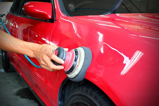 How to Wax A Car With A Buffer