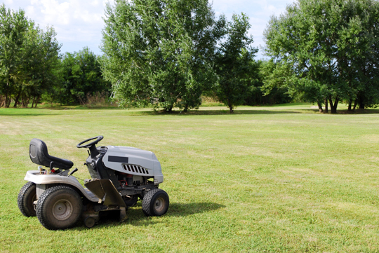 Cost Of A Riding Mower
