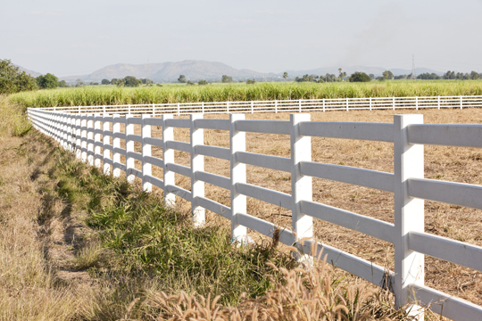 Different fencing types handyman talk local blog for Types of fences