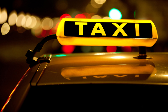 Top 5 Ways to Hail a Taxi - Taxicabs