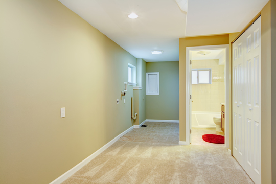 Ideas For Remodeling A Basement: Plumbing